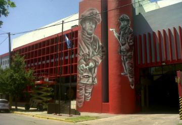 Los Bomberos Voluntarios de Quilmes le cambiaron la cara al cuartel