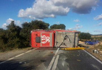 Cierra el parque de bomberos de Vila-rodona al quedarse sin camión