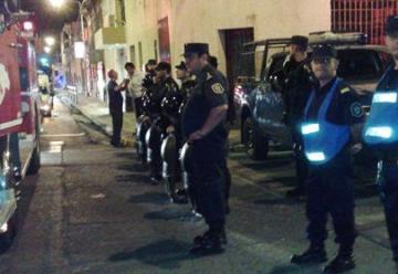 La Federación de Bomberos Voluntarios de Entre Rios denuncia persecución