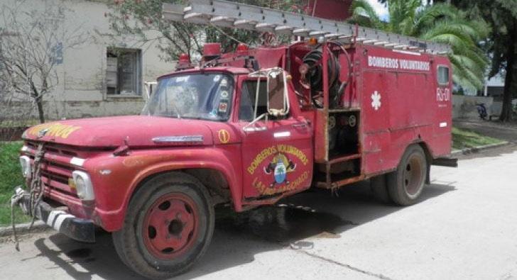 Bomberos voluntarios de Las Breñas expresaron un profundo malestar con sus pares de Corzuela