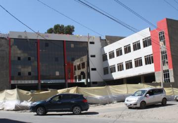 Desde marzo La Paz contará con una moderna Unidad de Bomberos