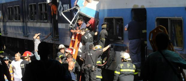 Confirman el procesamiento de tres bomberos