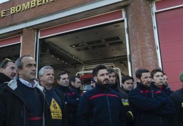 Guadalajara sufre un mes de huelga de bomberos por la incompetencia de su alcalde