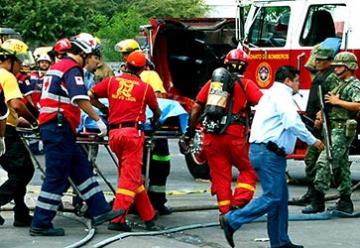 Rivalidad entre Cruz Roja y Bomberos afecta tareas de rescate