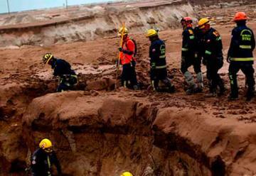 Bomberos aclara sobre cifras de desaparecidos