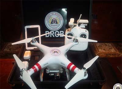 Bomberos de La Granja adquieren drone para labores de emergencias