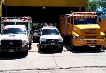Un secreto a voces, ¿qué sucede con el cuerpo de bomberos de Villaguay?