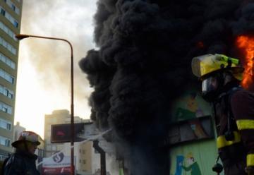 Reclamo a la Provincia de Buenos Aires por falta de bomberos