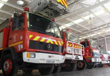 Roban dinero en el cuartel de los bomberos de Luján de Cuyo