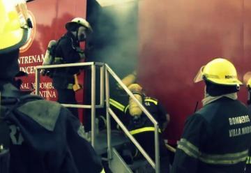 2do encuentro de bomberos de las Tres Fronteras
