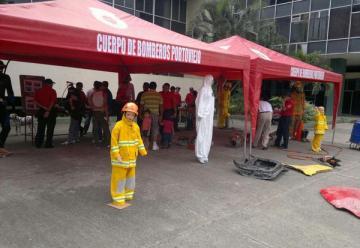 Bomberos de Portoviejo defienden su autonomía
