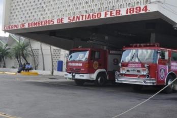 Litis afecta edificio Bomberos de Santiago