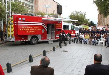 Cuenca tiene el primer vehículo comando móvil de Ecuador