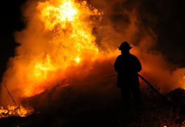 Río Gallegos avanza en la intención de tener el primer cuartel de bomberos voluntarios