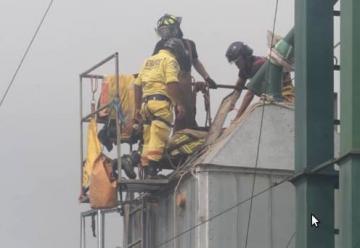 Imputan a dueños de silo donde fallecieron tres bomberos