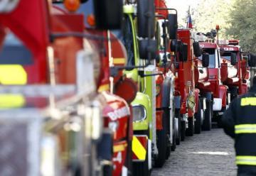 Investigan a cinco bomberos por robo en Antofagasta