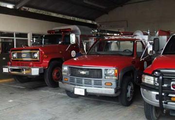 Bomberos solicitan una ambulancia