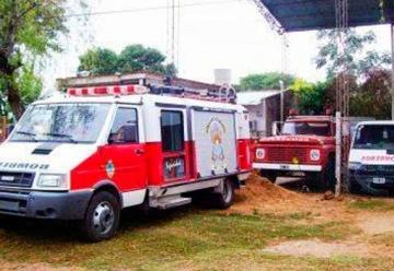 Subsidio a los Bomberos Voluntarios de Itatí