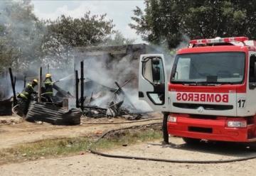 Los fondos para los bomberos siguen en el eje de la polémica