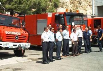 Arranca el proceso de construcción del nuevo parque de bomberos