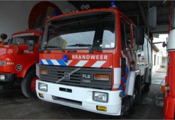 Nuevo autobomba para el cuartel de bomberos de C. Patagones