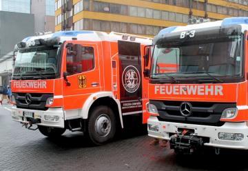 3° Compañía de Bomberos de Temuco recibió dos carros de última generación