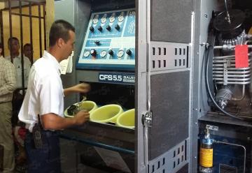 Bomberos adquiere equipo de alta tecnología