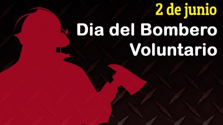 Dia del Bombero Voluntario en Argentina