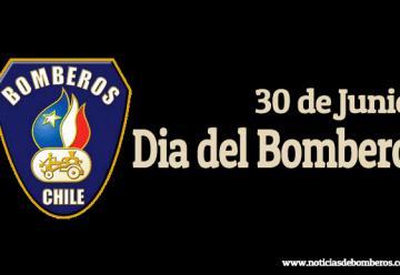 Dia del Bombero Voluntario en Chile