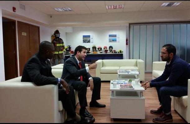 Bomberos de Cartagena certificados por la OBA