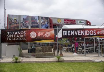 Nueva estación de bomberos se inauguró en La Cruz de Guanacaste