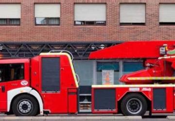 El cuerpo de bomberos de Gijón ya cuenta con una nueva unidad
