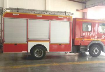 La Diputación compró un camión de bomberos que no puede circular por las calles de los pueblos de la Plana Baixa