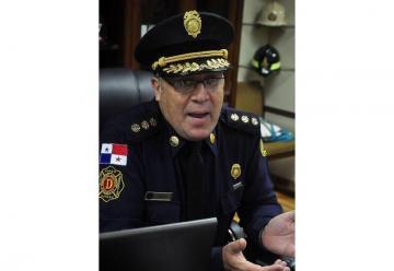 El Presidente Varela ratifica a Villar en los bomberos