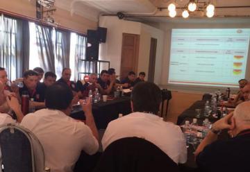 Reunión de Directores de Capacitación y Acuerdo para el Escalafón Jerárquico