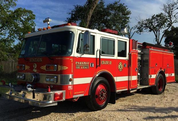 Nueva unidad de combate contra incendio para Bomberos de Duran