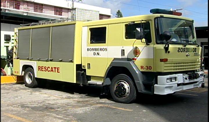 Suspenden miembros del cuerpo de bomberos en San Pedro de Macorís
