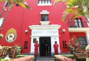 Intervienen por 180 dias al Cuerpo General de Bomberos Voluntarios del Perú