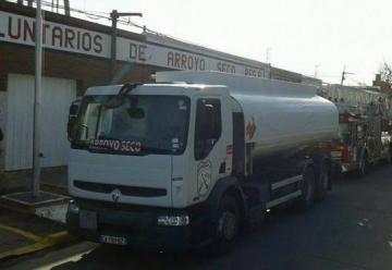 Bomberos Voluntarios de Arroyo Seco tiene su nuevo camión cisterna