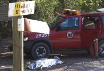 Fallece un bombero al caer al agua