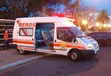 Bomberos de Trenque Lauquen presento nueva unidad de rescate