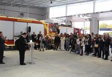 El nuevo Parque de Bomberos de Almuñécar dará cobertura a 6 municipios