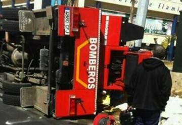 Los bomberos se quedan sin tres de los cinco vehículos escala