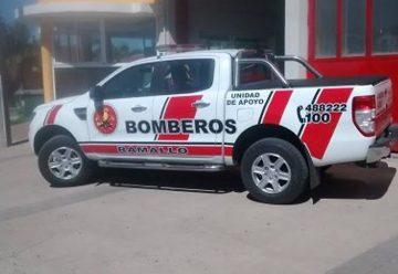 Bomberos Voluntarios de Ramallo adquirió nuevo movil