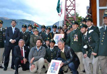 Tercera Compañía de Bomberos de Coyhaique inauguró su nuevo cuartel
