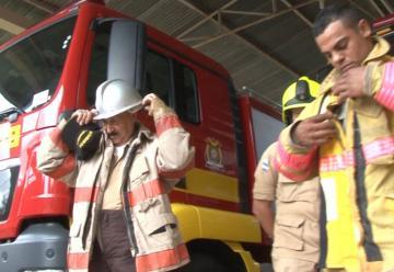 Bomberos de Honduras celebra 60 años de fundación