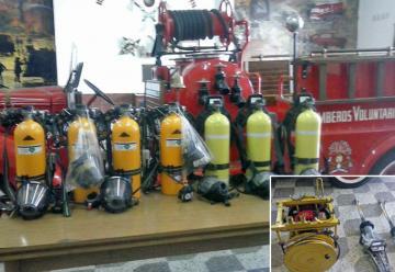 Bomberos Voluntarios adquirió nuevas herramientas