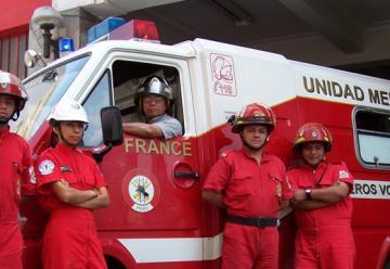 Proyecto de ley a favor de los bomberos de Peru