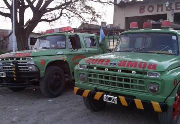 La Municipalidad dejó sin combustible a Bomberos Voluntarios
