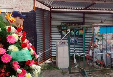 Fundacion bomberos de argentina acompano a familiares de los caidos en iron mountain
